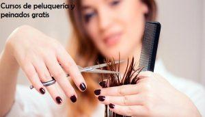 3 cursos de peluquería y peinados gratis online